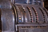 Antique Cash Register