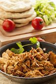 Organic Mexican Shredded Beef For Tacos