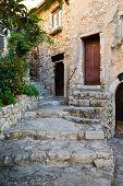 Eze Village Street Steps