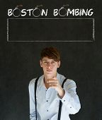 America Needs You Patriotic Boston Bombing Man Pointing At You