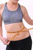 Medição da cintura