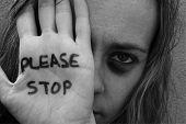 parar a violência