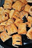 Apple And Berry Turnovers