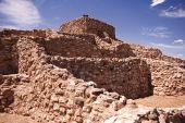 Ancient Native American Pueblo