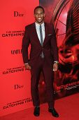 NEW YORK-NOV 20; Football player Victor Cruz attends