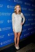 NEW YORK-NOV 21; Lifestyle anchor Lara Spencer attends the American Museum of Natural History's 2013