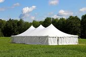 events tent