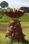 Decorative Fire Pit In Tanzania