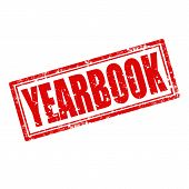 Yearbook-stamp