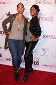 LOS ANGELES - NOV 21:  Salli Richardson Whitfield, Vanessa Bell Calloway at the