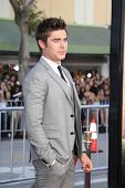 LOS ANGELES - APR 28:  Zac Efron at the
