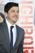 LOS ANGELES - APR 28:  Christopher Mintz-Plasse at the