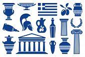 Symbols of Greece
