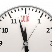 Clock 2016