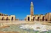Hassan II mosque