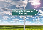 Signpost Enterprise Resource Planning