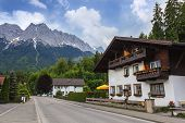 Garmisch Partenkirchen of Germany