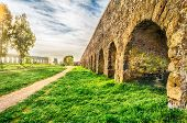 Park Of The Aqueducts, Rome