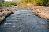 Streamlet In Loei,thailand
