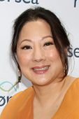 LOS ANGELES - MAY 3:  Patti Pao at the RESTORSEA Gifting of Skin Care Product at NEMO on May 3, 2014 in West Hollywood, CA