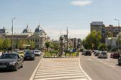 University Square (Piata Universitatii)