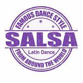 Salsa Stamp