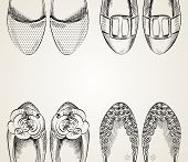 fashion  shoes.