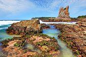 Cathedral Rocks Kiama Downs Australia