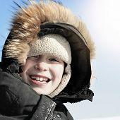 Kid In Winter