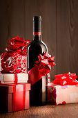 Exclusive Wine Bottle Gift