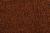 Background Of Brown Terry Towels.