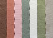 Color Tone Of Fabric Sample Texture For Background