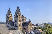 Herz Jesu Church In The Centre Of Koblenz
