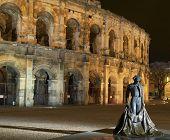 Roman Circus and bullfighter