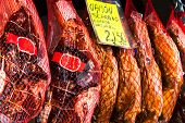 jamon on the market for sale