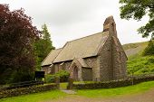 foto of church-of-england  - St Peters Church Martindale Valley Cumbria England UK near Pooley Bridge - JPG