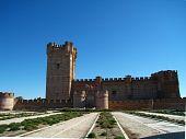 Castillo de la Mota de Medina del Campo España