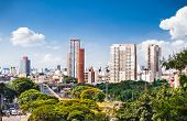 pic of suny  - Panoramic view of San Paolo on suny day - JPG