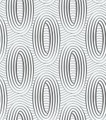 foto of oval  - Modern seamless pattern - JPG