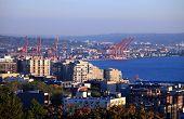 Port of Seattle Washington state.