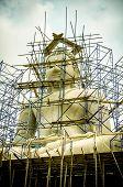stock photo of buddha  - Buddha Statue - JPG