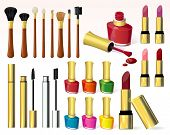 picture of makeup artist  - Cosmetics - JPG