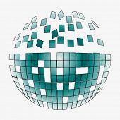 Vector Breaking Mirror Ball Puzzle