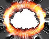 Big Explosion!