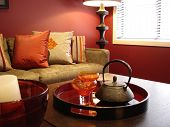 Warm Loungeroom