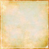 Old Light Paper Background
