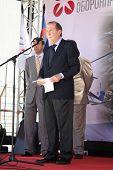 O embaixador Plenipotenciário da Itália na Rússia Vittorio Claudio Surdo