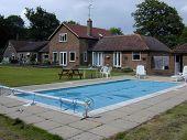 Pool Lodge