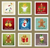 Beautiful Collections of Christmas Postmarks.