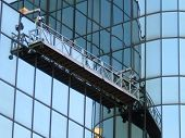 image of window washing  - window washing - JPG
